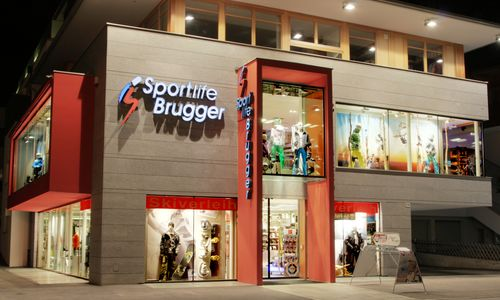 Sportshop Brugger in Sölden